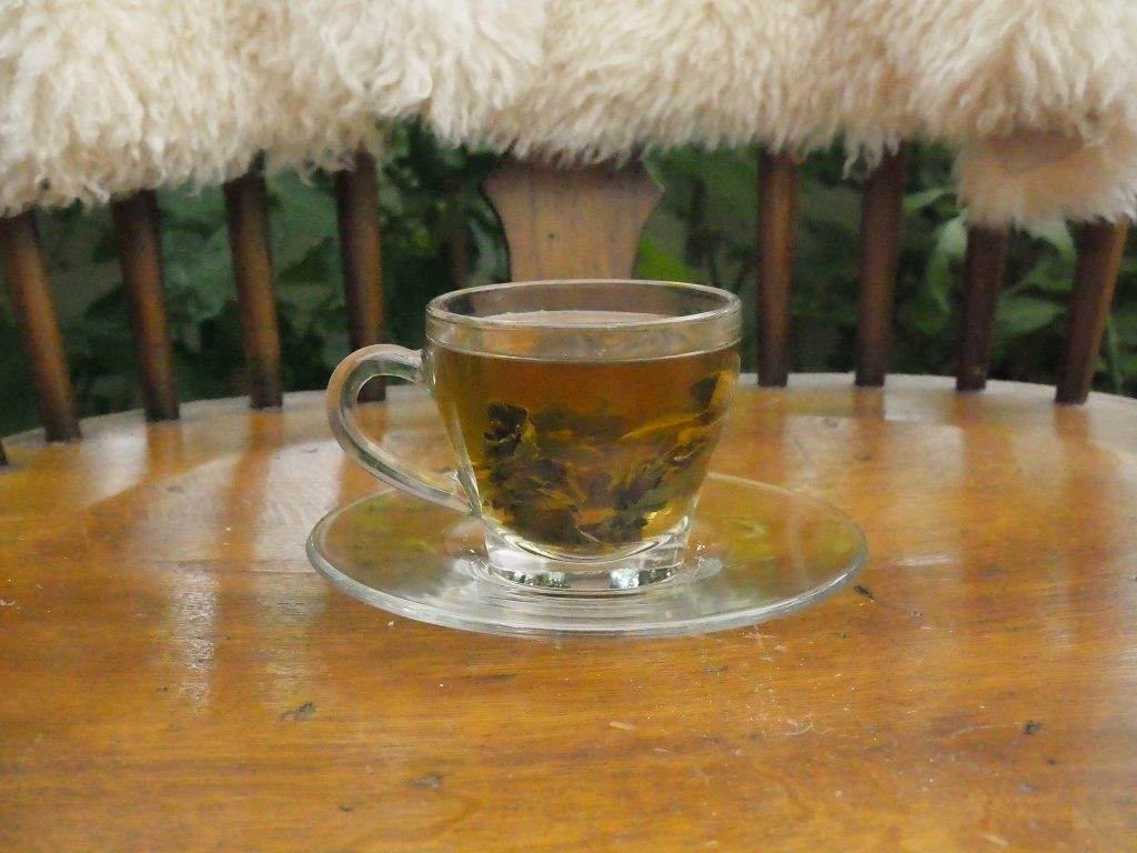 Rosebay willow herb tea